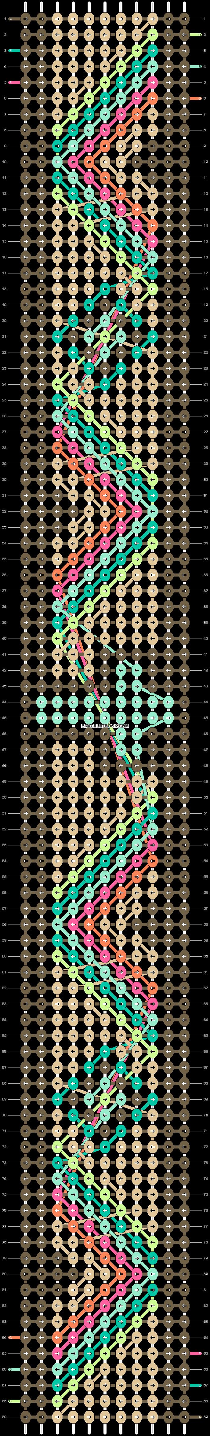 Alpha pattern #11159 pattern