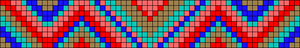 Alpha pattern #11163