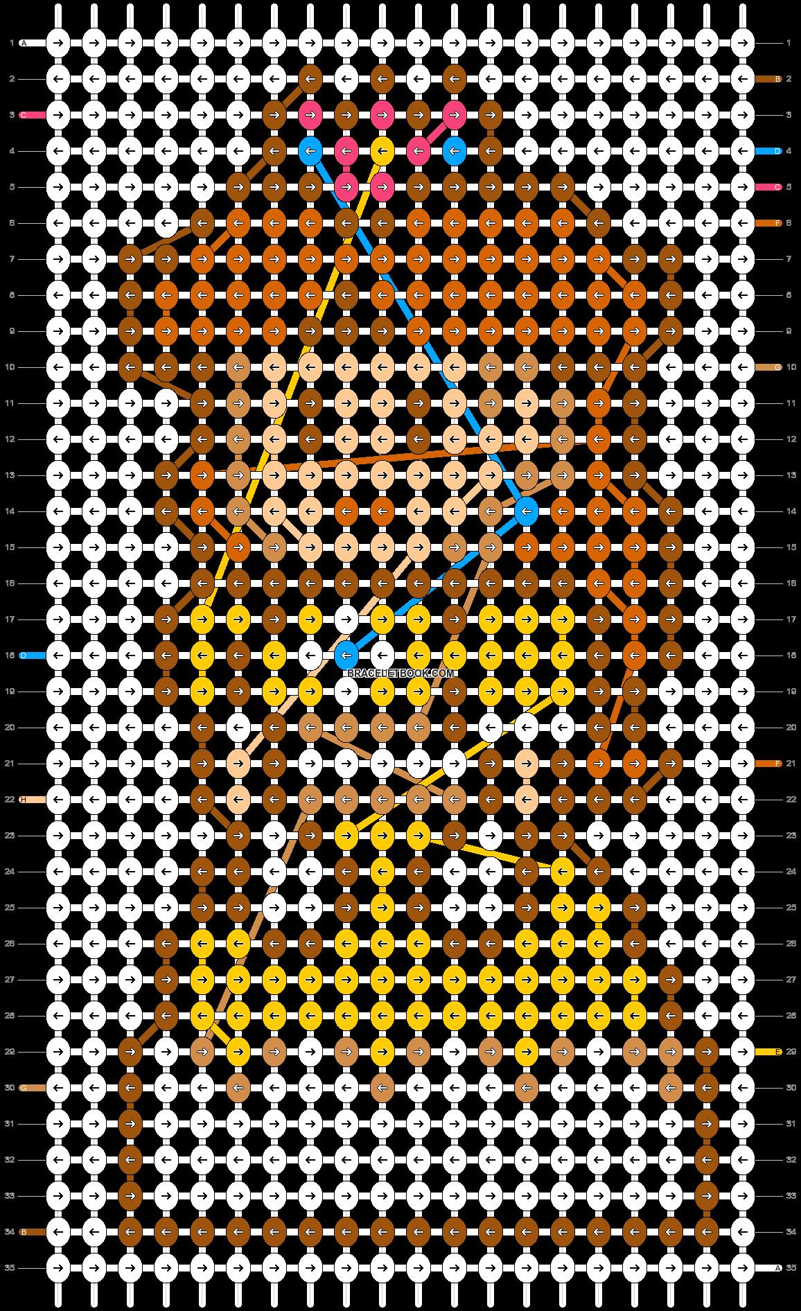 Alpha pattern #11179 pattern