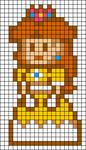 Alpha Friendship Bracelet Pattern #11179