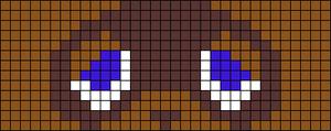Alpha pattern #11182