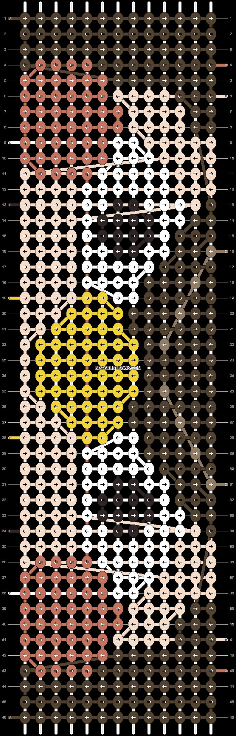 Alpha pattern #11183 pattern