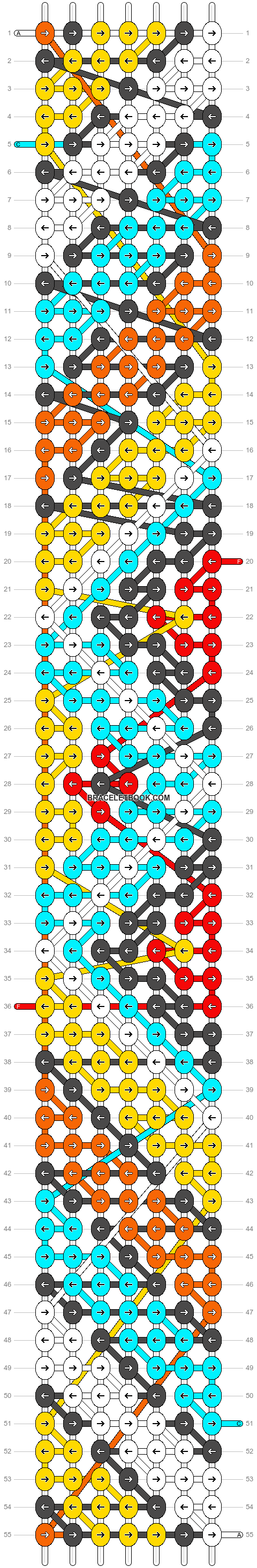 Alpha pattern #11198 pattern