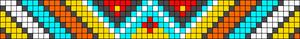 Alpha pattern #11198