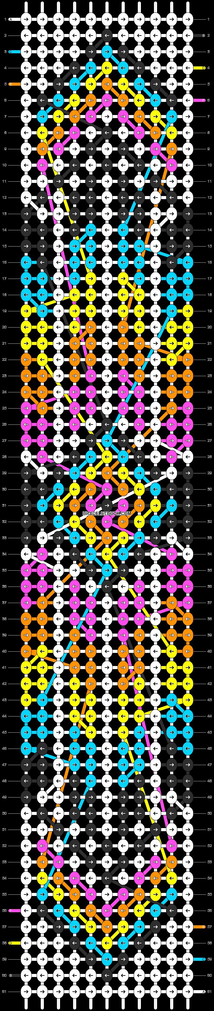Alpha pattern #11199 pattern