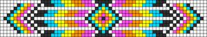 Alpha pattern #11199