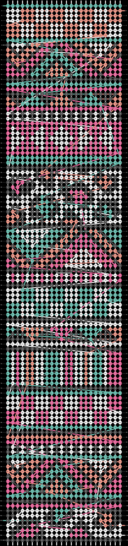 Alpha pattern #11206 pattern
