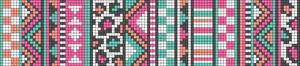 Alpha pattern #11206