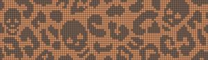 Alpha Friendship Bracelet Pattern #11217