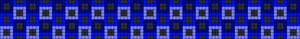 Alpha Friendship Bracelet Pattern #11257