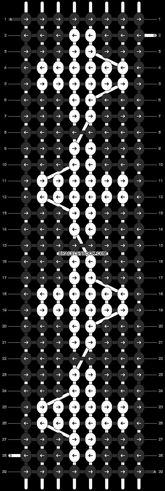 Alpha pattern #11261 pattern