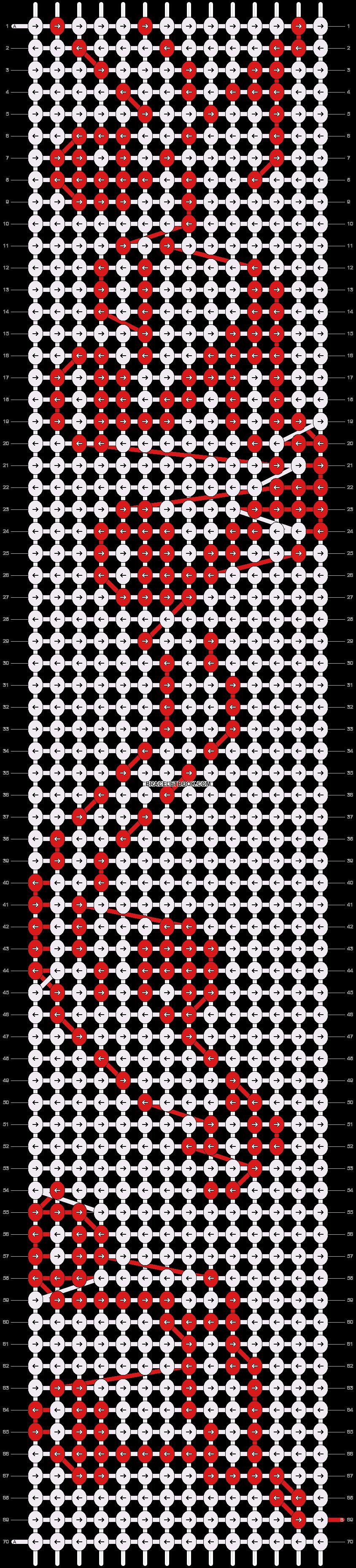 Alpha pattern #11279 pattern