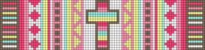 Alpha pattern #11280