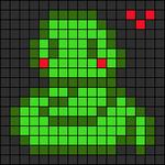 Alpha pattern #11284