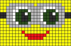Alpha pattern #11286