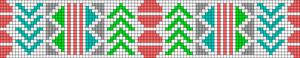 Alpha pattern #11293