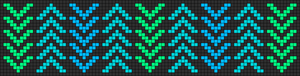 Alpha pattern #11301