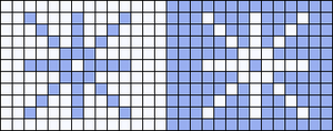 Alpha pattern #11307