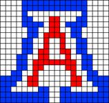 Alpha pattern #11310