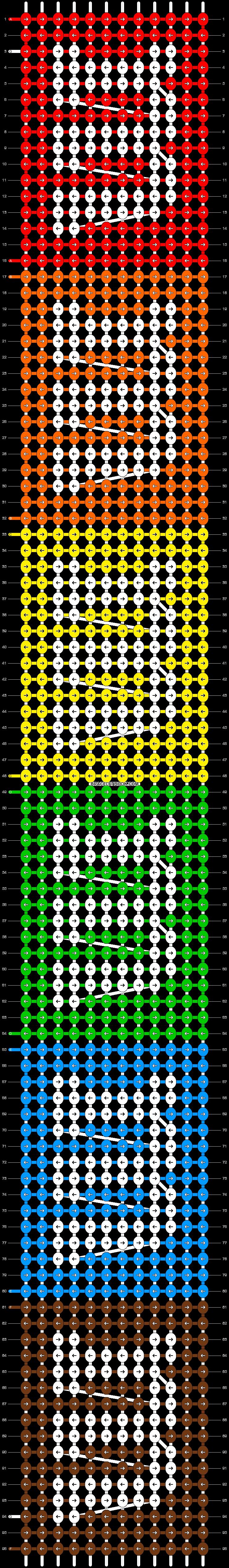 Alpha pattern #11315 pattern