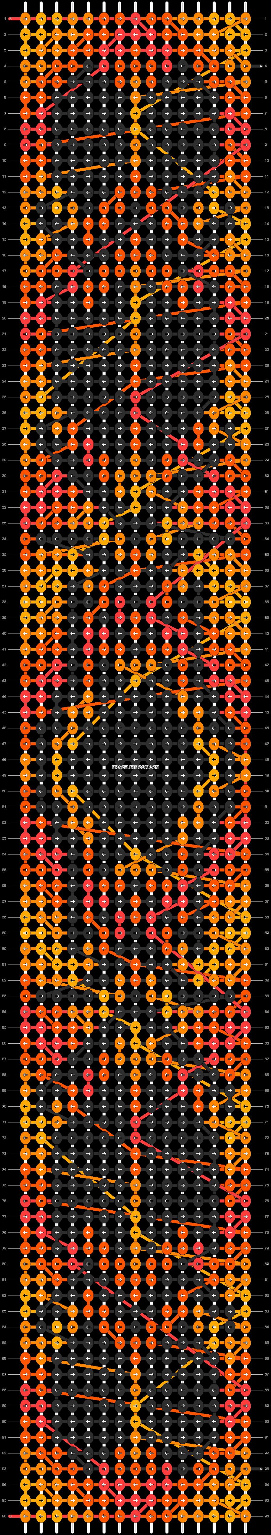 Alpha pattern #11319 pattern