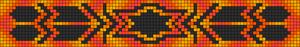 Alpha Friendship Bracelet Pattern #11319