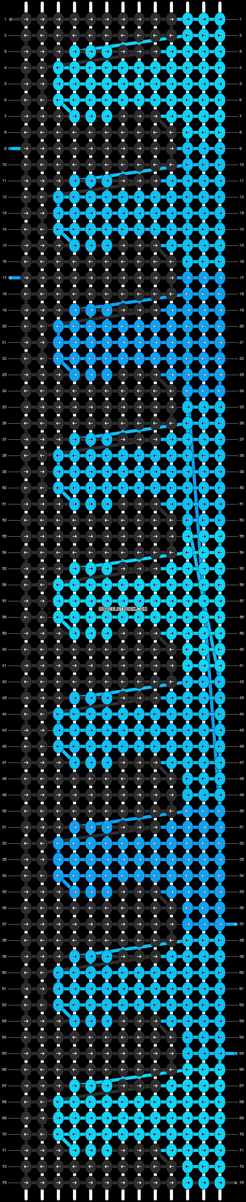 Alpha pattern #11330 pattern