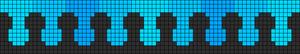 Alpha pattern #11330