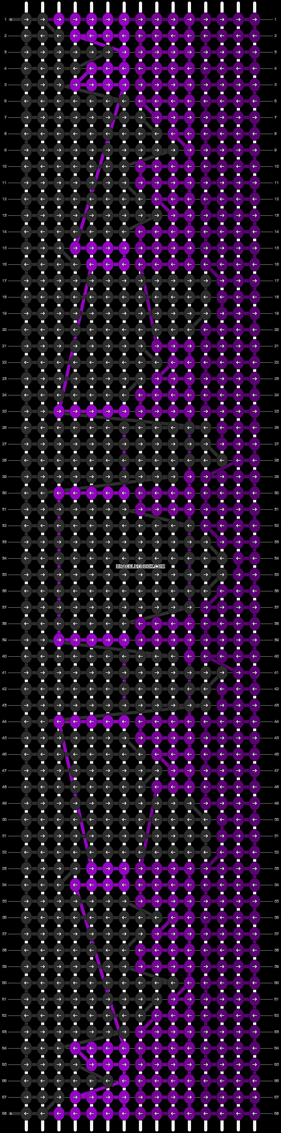 Alpha pattern #11331 pattern