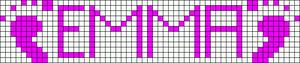 Alpha pattern #11332