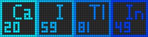 Alpha pattern #11335