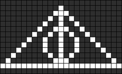 Alpha pattern #11338