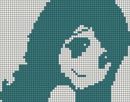 Alpha pattern #11344