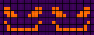 Alpha pattern #11345