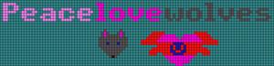 Alpha pattern #11346