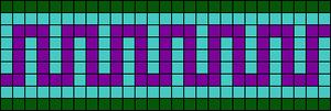 Alpha pattern #11351