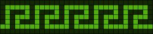 Alpha pattern #11365