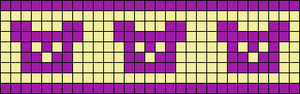 Alpha pattern #11366