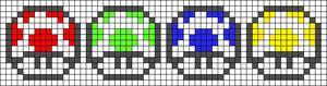 Alpha pattern #11380