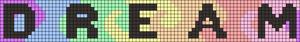 Alpha pattern #11383