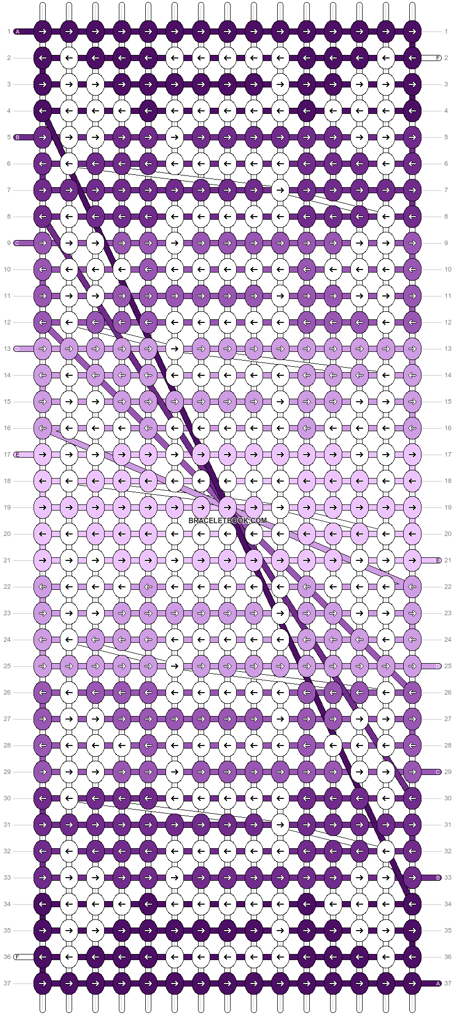Alpha pattern #11384 pattern