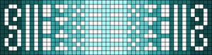 Alpha pattern #11385