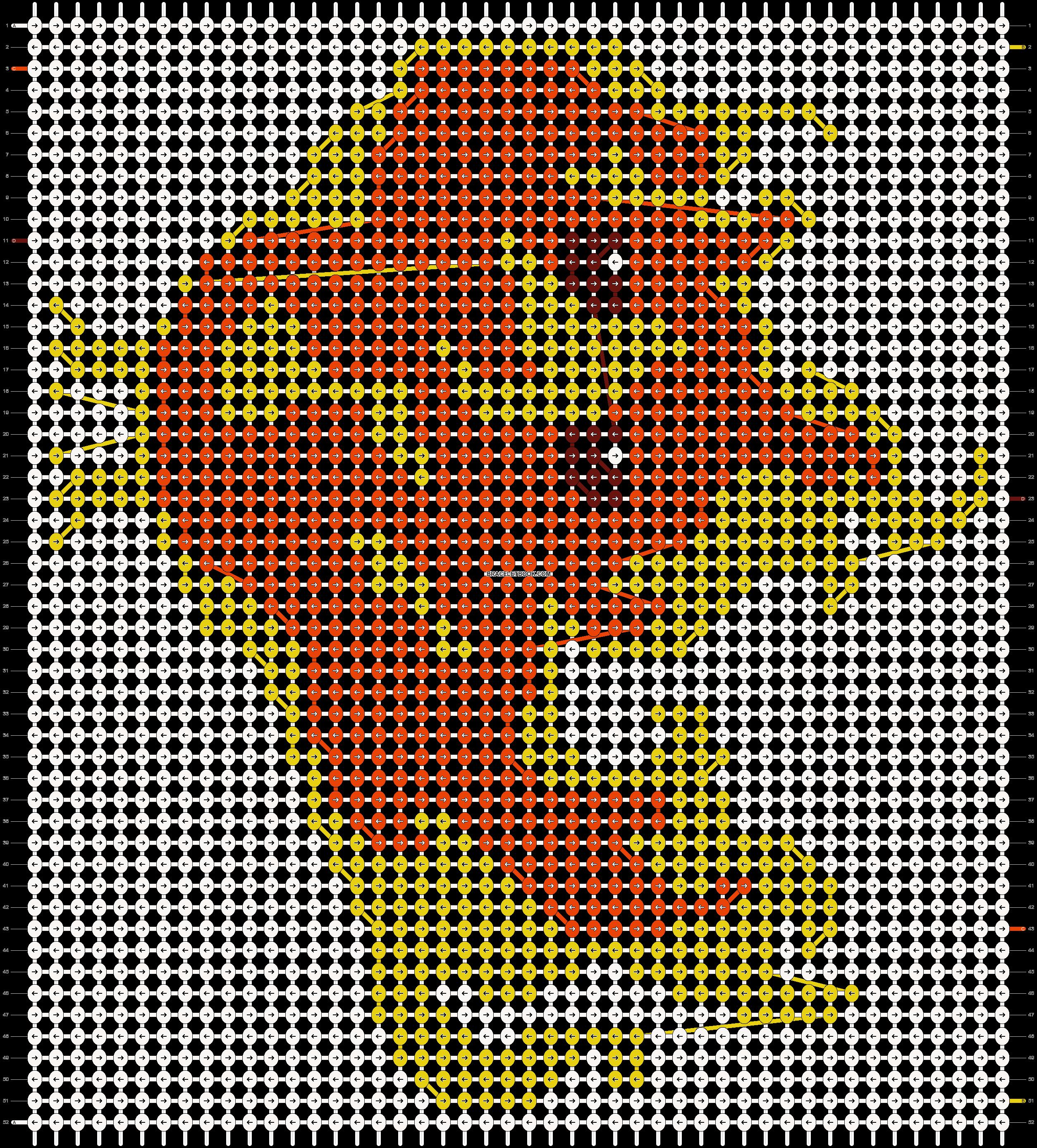 Alpha pattern #11389 pattern