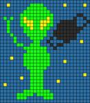Alpha pattern #11396