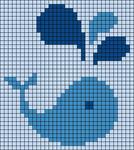 Alpha pattern #11400