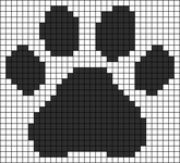 Alpha pattern #11403