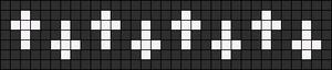 Alpha pattern #11409