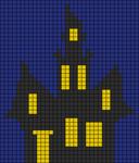 Alpha Friendship Bracelet Pattern #11414