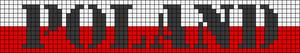 Alpha pattern #11418