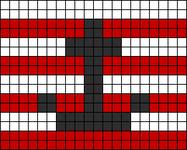 Alpha pattern #11421